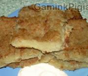 Bulvių plokštainis (kugelis)