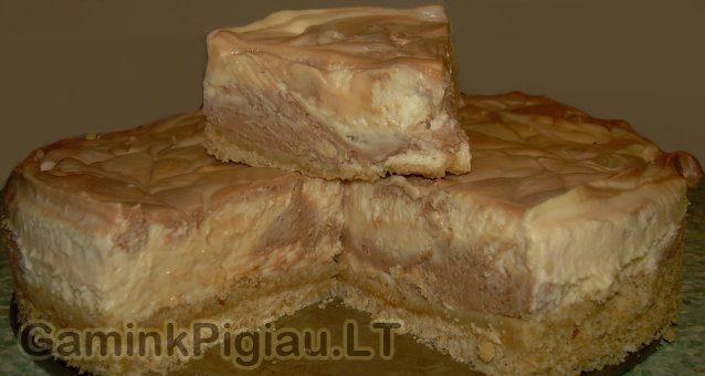 Margas sūrio pyragas