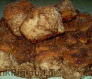 Saldi beždžioniukų duonelė
