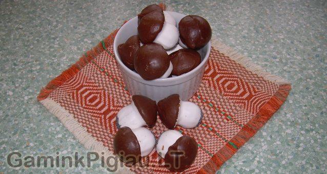 Šokoladinis glaistas