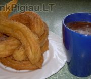 "Spurgos ""Churros"""